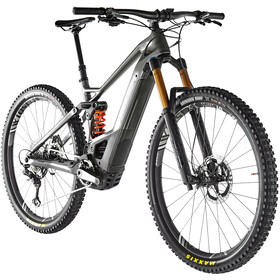 ORBEA Wild FS M-LTD, anthracite/black
